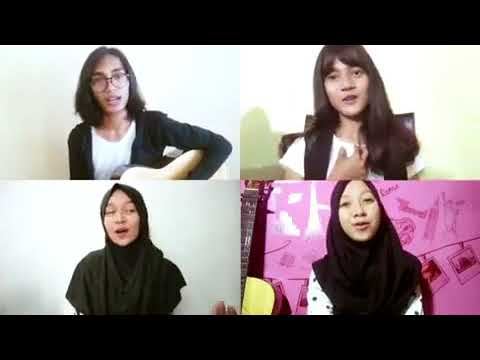 Nicky Tirta feat Vanessa Angle - Indah Cintaku (cover) by Rdtlj