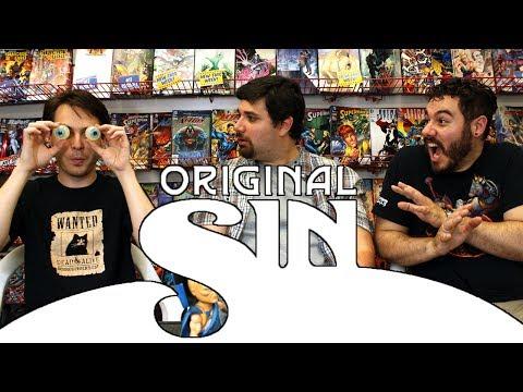 Marvel's Original Sin - Back Issues