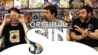 ORIGINAL SIN from Marvel Comics