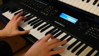 Depeche Mode - Somebody (Piano Cover)