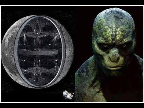 10 przerażających tajemnic Ciemnej Strony Księżyca! Teorie spiskowe…