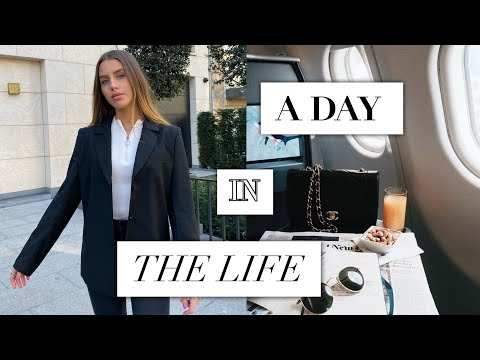 A day in the life , internship abroad !