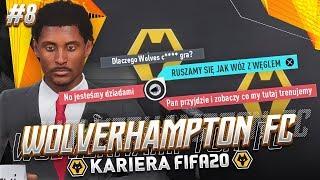 FIFA 20 | KARIERA WOLVES #8 - JESTEŚMY DZIADAMI...