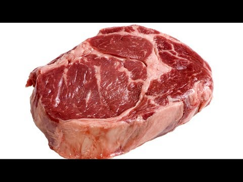 Raw Meat is healthy? Cooking DESTROYS Nutrients