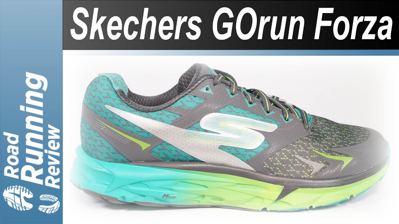 Skechers GOrun Forza Review - YouTube d76e4d5e77c