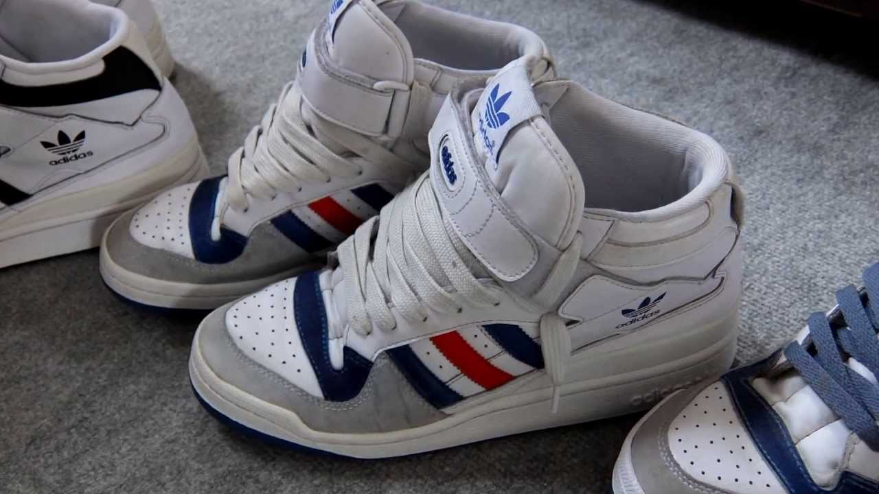 f670df2050a3 Adidas forum mid collection 2013 - YouTube