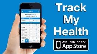 Track My Health - Health & Mortality Risk Tracking App