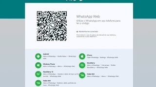 WhatsApp na tela do PC com todas as funcionalidades, e sem instalar nada