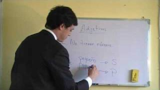 ¿Cómo funcionan los adjetivos en inglés?