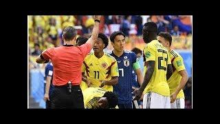 Carlos Sánchez se convirtió en el primer expulsado del Mundial de Rusia