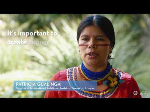 The importance of indigenous rights and knowledge in conservation
