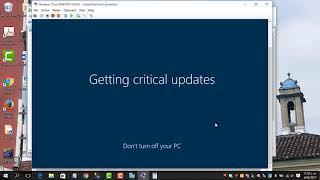Creando una máquina virtual en Windows10 con Hyper-V