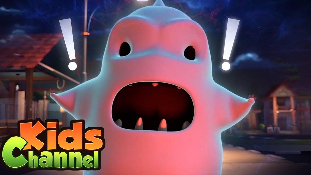 Gob e amigos - Fantasma   Animação de crianças   Desenhos animado   Videos engraçados
