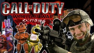 The Dirt Shank (Call of Duty WaW Five Nights at Freddy's Zombies)