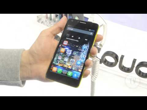 MWC 2013 - Hands-On Alcatel One Touch Idol Ultra