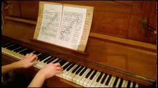 Capri Fischer (Gerhard Winkler, 1943)  - Pianino/Piano