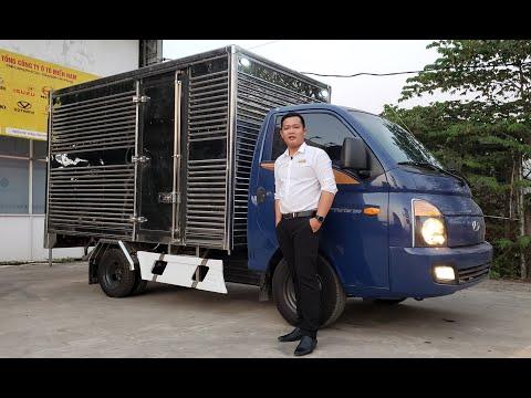 Xe Tải Hyundai Porter H150 Hướng Dẫn Sử Dụng Bảo Dưỡng Đúng Cách |TỔNG CÔNG TY Ô TÔ MIỀN NAM