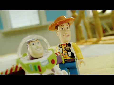 Lego Toy Story 1 2 Series Youtube