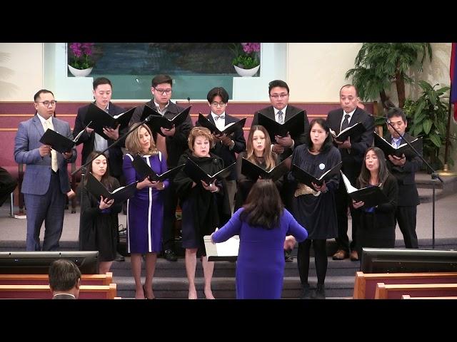 Make Me An Instrument - GFAC Choir
