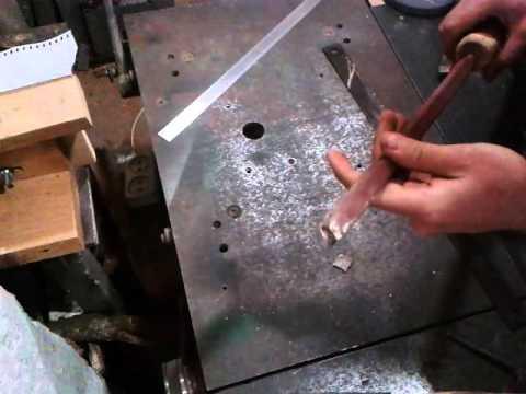 Изготовление резцов по дереву своими руками в домашних условиях