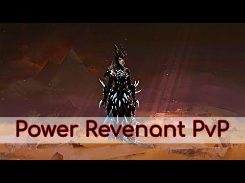 Guild Wars 2 – Power Revenant PvP #LagWars2