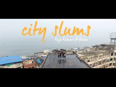 City Slums - Raja Kumari ft. DIVINE | Choreography by Dhiraj and Afia Bakshi