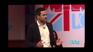 One Young World London 2019 - In Action Jonny Jacobs