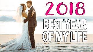 2018: BEST YEAR OF MY LIFE! ❤️HAPPY NEW YEAR! Rawvana