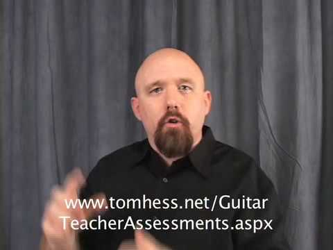 How To Teach Guitar Lessons