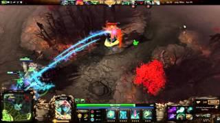 Terrorblade Betraying Oracle mid-fight - Dota 2