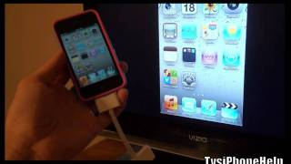 enable hdmi out on ipad 1 iphone 4 ipod touch 4