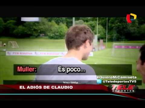 Claudio Pizarro: Las mejores imágenes de su despedida del Bayern Munich