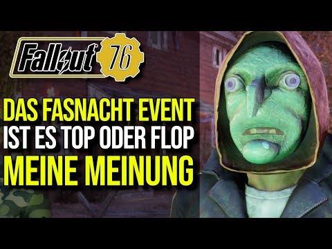 Fasnacht Event Top oder Flop | Meine Meinung | Fallout 76 thumbnail