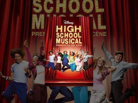 High School Musical : Premiers pas sur scène (VOST)