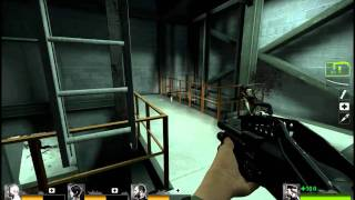 Left 4 Dead 2. No Mercy. Expert. Realism. Speedrun