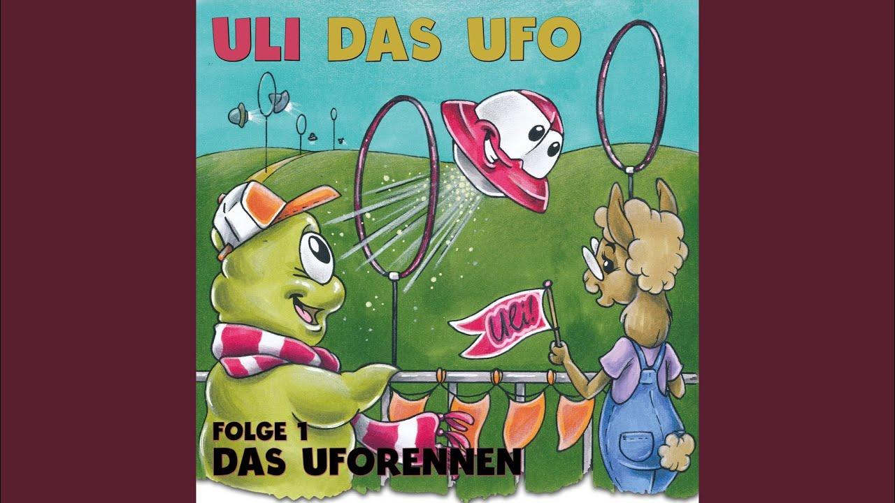 ULI DAS UFO - ab sofort online