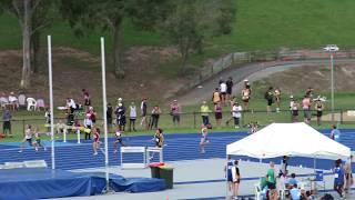 200m 13W H1 Hilal Durmaz 25.97 -0.2 Qld School Championships 2017 2017 Video