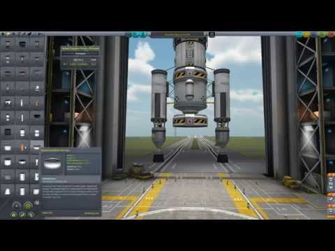 Kerbal Space Program - Ep.19 - Jool Vehicle Construction