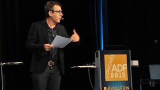 congrs adf 2015 jamy raconte nous la rvolution numrique en mdecine bucco dentaire