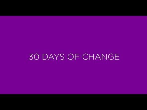 Yahoo! 30 days of change