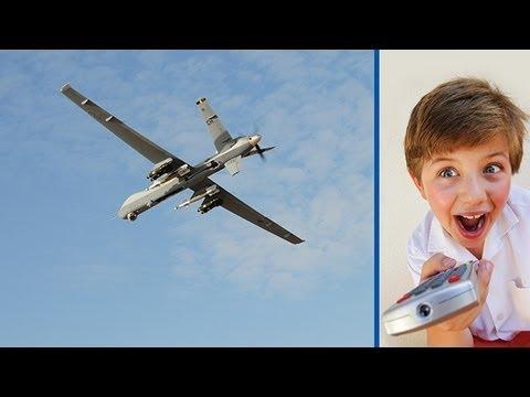 Drone Wars: Iran scores publicity coup