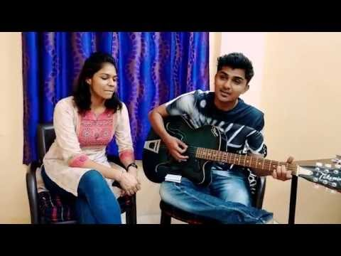 Janam janam | Dilwale | Duet guitar cover by Akshay and Babita
