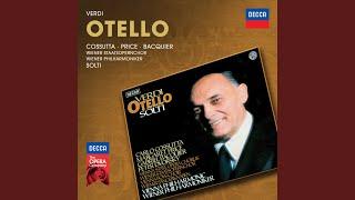 Verdi: Otello / Act 1 - Una vela! Una vela!