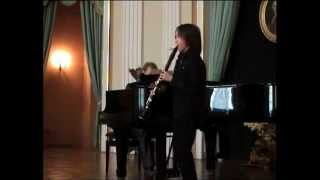 Carl Stamitz - Clarinet Concerto B-dur, No. 3 - Part 2 - Romanza