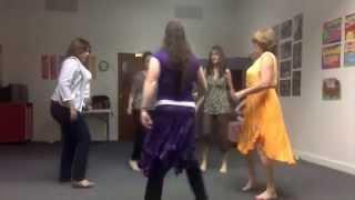 BHS Hava Nagila Dance Steps