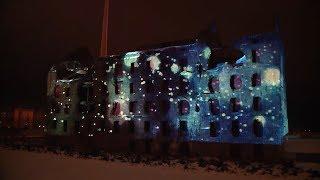 В Волгограде прошла генеральная репетиция праздничного шоу у музея-панорамы «Сталинградская битва»