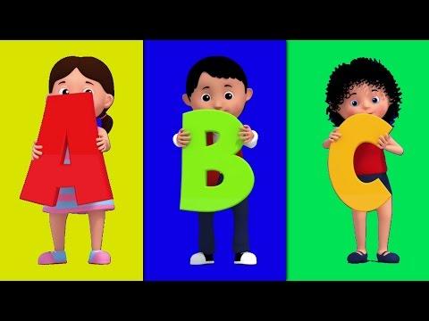 Lagu abc untuk anak-anak | Mengajar abc | Lagu prasekolah | Kids ABC Song | Educational Song