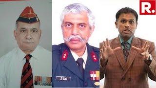 Maj Gen SP Sinha (Retired), Maj Gen GD Bakshi (Retd) And Sreeram Chaulia Speak To Republic TV