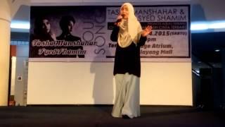 Terima Kasih Cinta - Tasha Manshahar ft RJ #tkctt