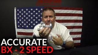 Accurate's New BX2 Series II 2-speed Reels